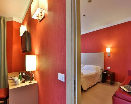 Looking for a family hotel in the Centre of Genoa and in front of the Aquarium? Book Best Western Hotel Porto Antico di Genova, newly renovated rooms designed to accommodate families with children in your stay in Genoa.