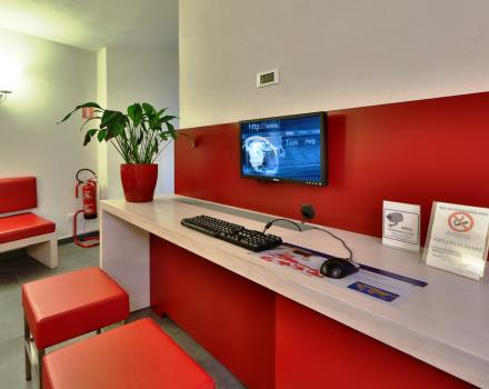 Looking for a comfortable hotel in Genoa? Hotel booking Porto Antico di Genova. All our rooms are equipped with all comforts.