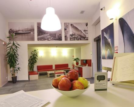 Looking for service and hospitality for your stay in Genoa? Choose Best Western Hotel Porto Antico