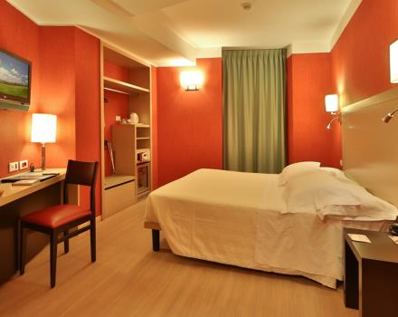 Looking for a hotel in Genoa and with free WI-FI connection? Hotel booking Porto Antico di Genova. All our rooms are equipped with all comforts