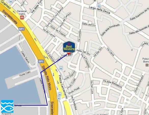 hotel genova vicino acquario offerta hotel acquario di genova ... - Pacchetti Soggiorno Acquario Di Genova
