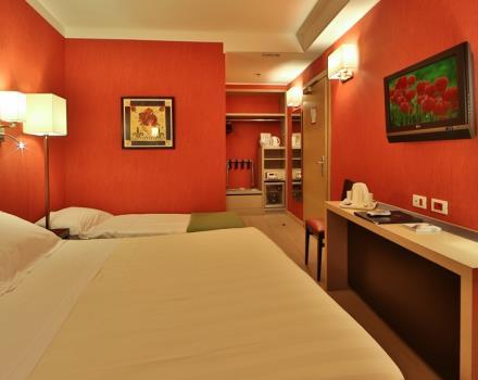 Camera Da Letto Matrimoniale A Genova.Hotel Centro Di Genova Vicino A Porto Antico